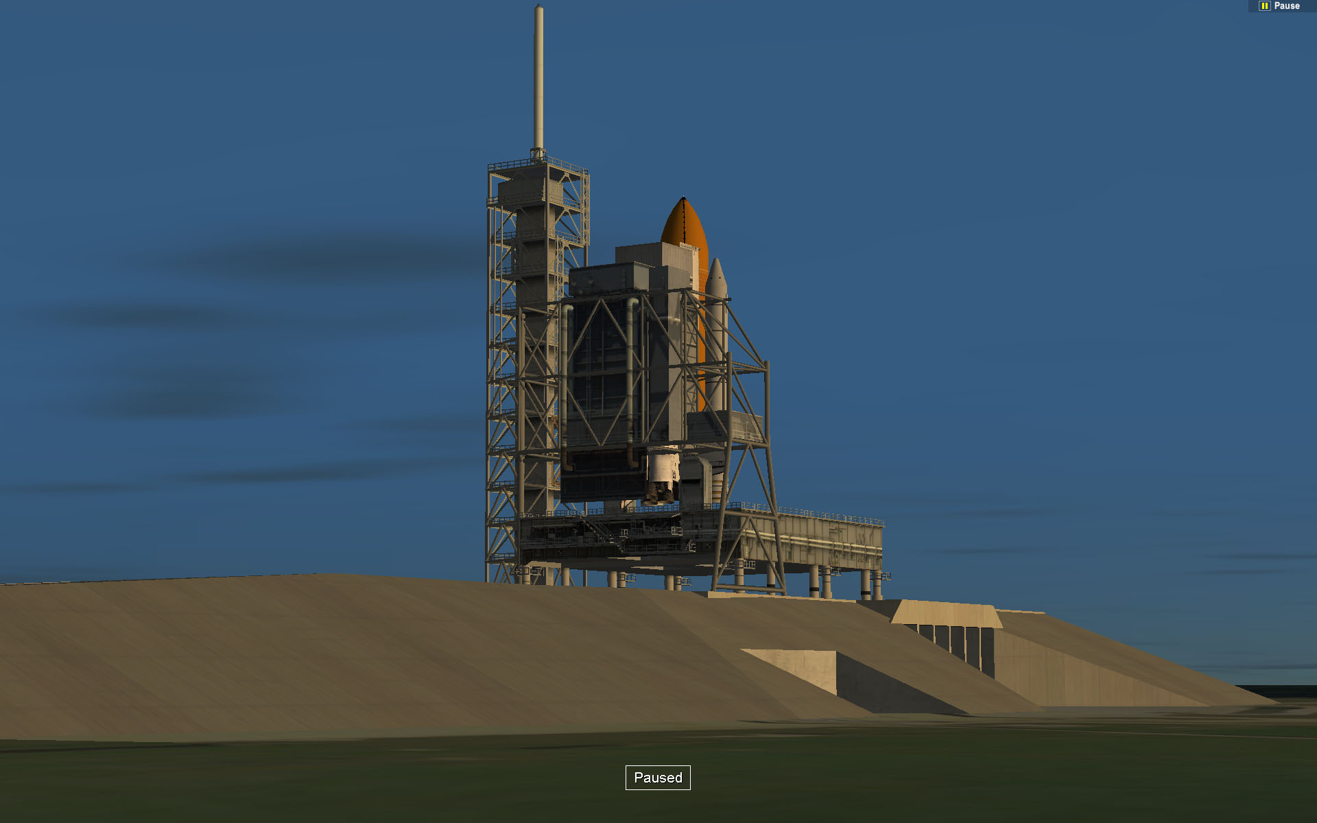 Orbiter screenshot