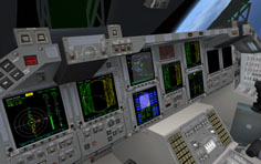 Orbiter 2016 Space Flight Simulator